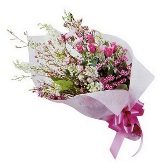 Букет цветов на свадьбу в подарок